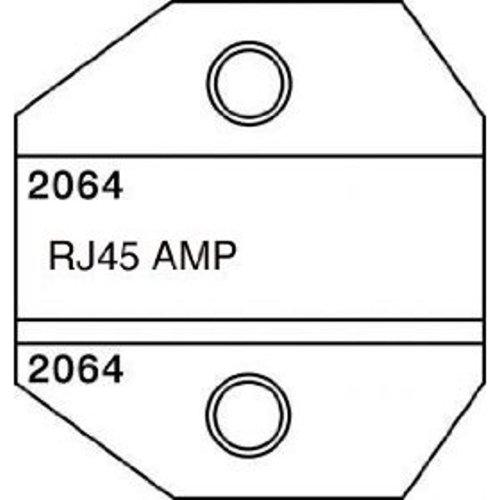 Amp Die - Greenlee  2064 RJ45 AMP Die for CrimpALL 8000/1300 Series