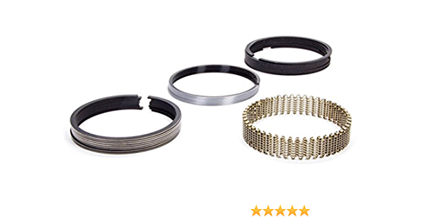 Hastings 2C4266030 4-Cylinder Piston Ring Set
