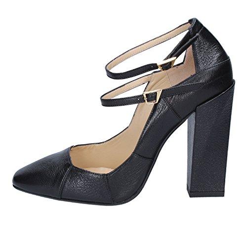 e21164af431 De bajo costo GIANNI MARRA Zapatos de Vestir de Piel Para Mujer Negro Negro