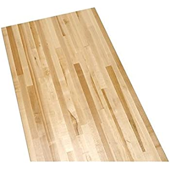 """24"""" x 84"""" Laminated Maple Bench Top, 98 Lbs."""