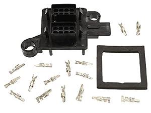 amazon com 1963 1967 corvette wiring harness bulk head connector 1963 1967 corvette wiring harness bulk head connector repair kit