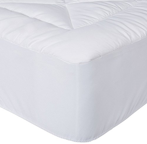 waterproof couch sofa bed sleeper memory foam mattress protection pad white new 675716646066 ebay. Black Bedroom Furniture Sets. Home Design Ideas