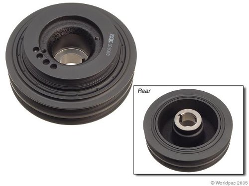Oes Genuine Crankshaft - OES Genuine Crankshaft Pulley for select Nissan 300ZX models