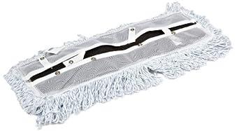 "Wilen B601018, Floor Finish Flat Mop, 18"" Length x 5"" Width (Case of 12)"