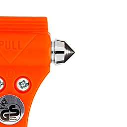 Lifehammer Emergency Tool Orange