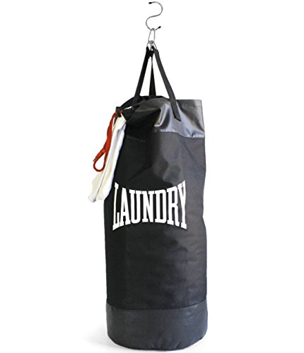SUCK-UK-Punch-Bag-Drawstring-Laundry-Bag
