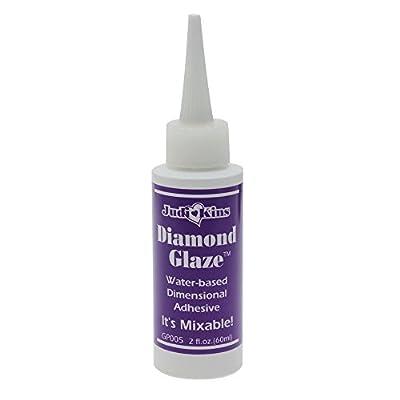 Judikins Diamond Glaze, 2-Ounce