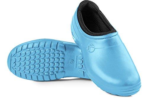 Ladeheid EVA Clogs KL040S Azul Claro