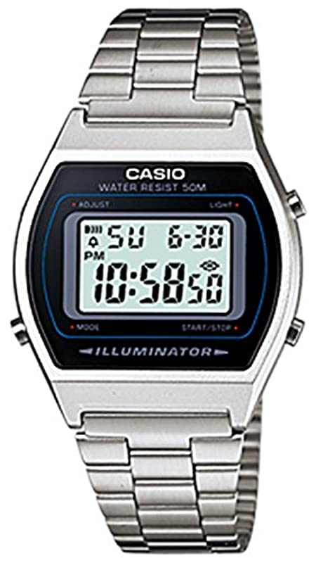 카시오 디지털 시계 B640WD-1A