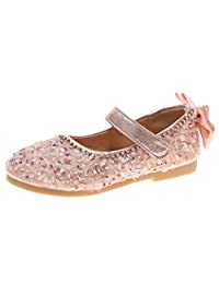Infant Sandals Kid Baby Girls Rhinestone Bling Single Princess Single Casual Shoes,1-12 Years,SIN vimklo
