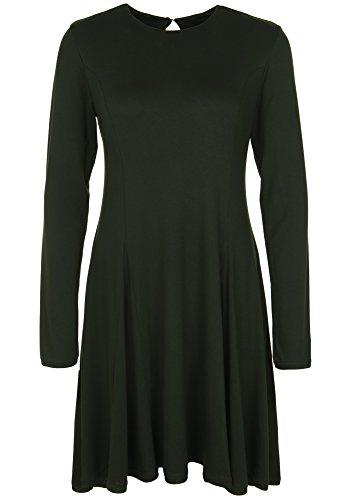 Damen Blaumax Grün Julia 7470 Forest Kleid Green 0cq8T