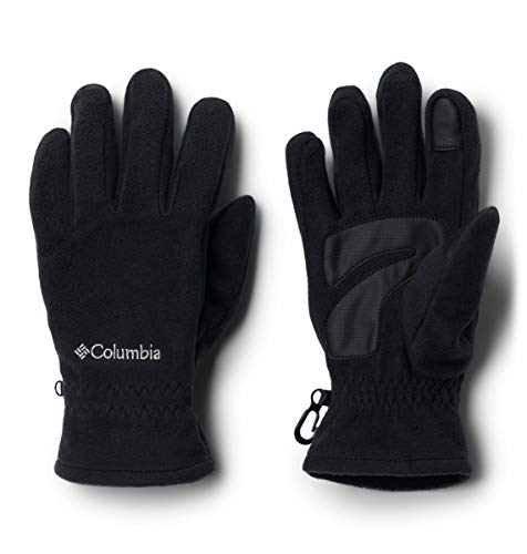 (Columbia Men's Thermarator Glove, Black, Large)