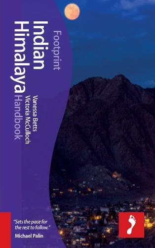 Indian Himalaya Handbook (Footprint Handbooks) PDF