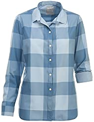 Woolrich Womens Over & Out Covertible Sleeve Stretch Ripstop Shirt