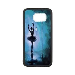 kimcase Custom Ballet Case for Samsung Galaxy S6