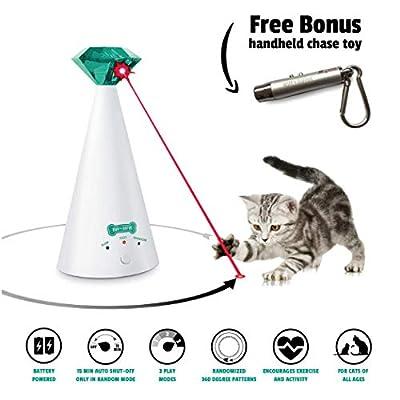 Kitten Toys Ruff 'n Ruffus Automatic... [tag]