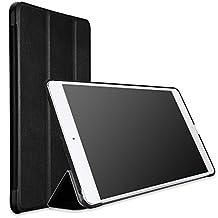 iPad Mini 1 / 2 / 3 Case, MoKo Ultra Slim Smart shell Cover Case for Apple iPad Mini 1 (2012), iPad Mini 2 (2013), iPad Mini 3 (2014), BLACK (Will not fit iPad Mini 4)