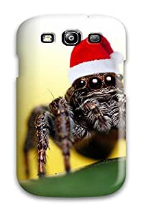 New Arrival Spider For Galaxy S3 Case Cover