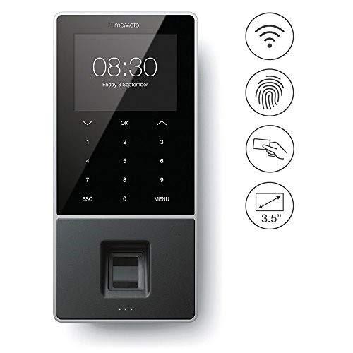 TimeMoto TM-828 Fingerprint & RFID Time Clock System by TimeMoto