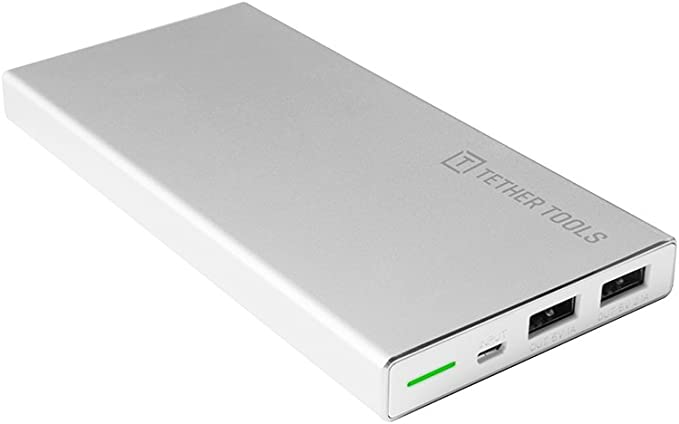 Rock Solid External Battery Pack (10,000 mAh): Amazon.es: Electrónica