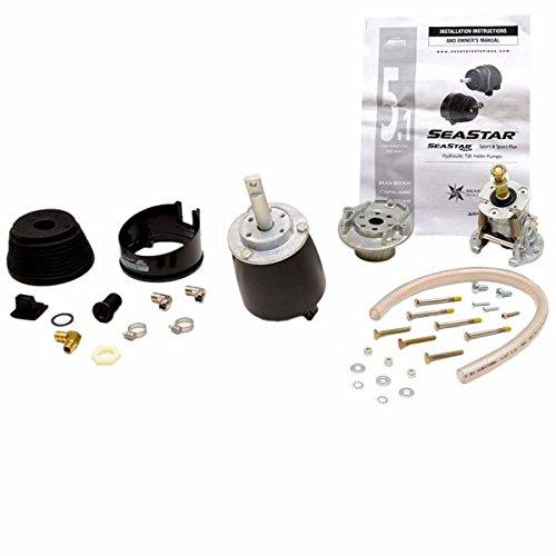 Seastar Solutions Boat Hydraulic Rotary Pump HH6245 | Helm 2.0 Sport Tilt Spline (Seastar Sport Tilt Helm)