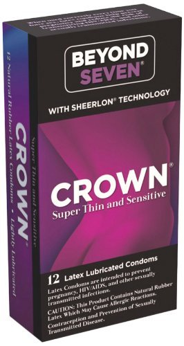 Okamoto okamoto Crown Condoms, 12 Count