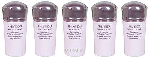 SHISEIDO White Lucent Brightening Protective Emulsion W SPF15 15ml x 5 bottles (75ml)