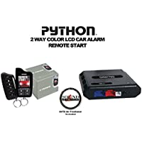 Python 5906PTwo-Way Security and Remote Start System with XpressKit DBALL2 Databus All Interface Module and a FREE SOTS Air Freshener