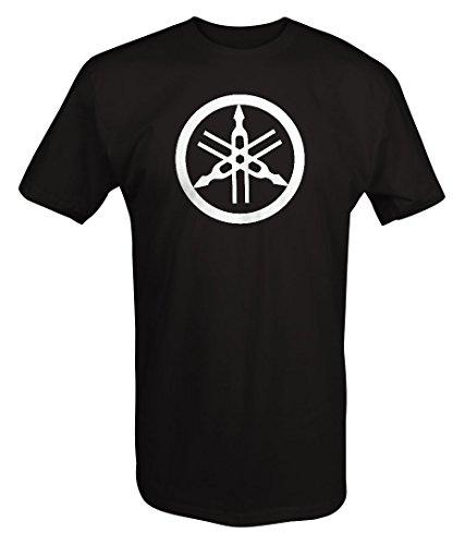 yamaha-tuning-forks-circle-snowmobile-motorcycle4-wheelert-shirt-large