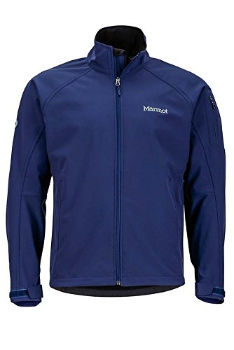 Marmot Men's Gravity Jacket: Softshell (ArcticNavy, Small)