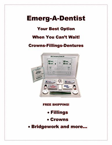emergency dental repair kit - 7