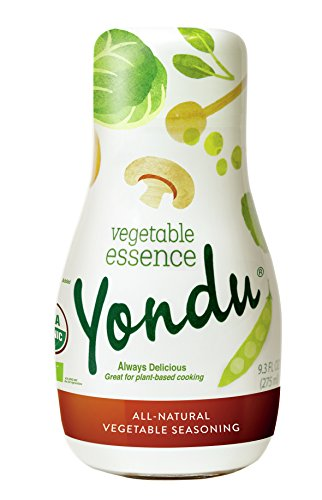 Yondu Vegetable Essence - Premium Umami Seasoning Sauce - Vegan - Organic - Gluten-free - NonGMO - no Added MSG - for Soups, Stir-fries, Sauces