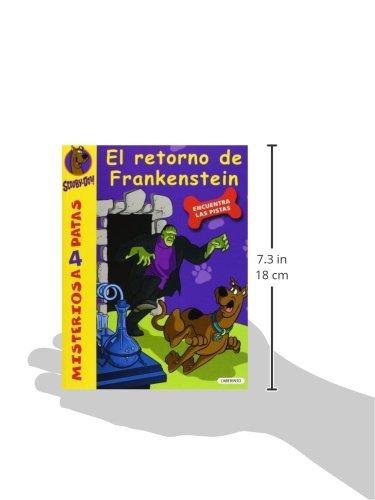 Scooby Doo .El retorno de Frankestein (Spanish Edition ...