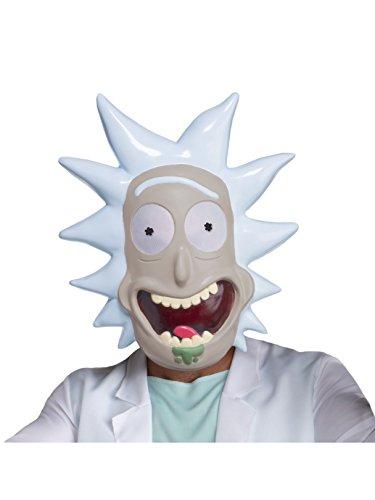 Palamon Rick & Morty Rick Adult Mask (One Size)