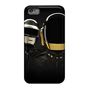 Perfect Hard Cell-phone Case For Apple Iphone 6 (qmt16985lWum) Customized Trendy Daft Punk Pictures