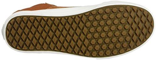 Scarpe Flannelmte Ginger DX Vans MTE Glazed Sk8 46 hi Uomo Running Marrone wqfPX4Tf