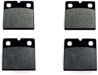 SEMI METAL FRONT BRAKE PADS FOR BMW R 100T 87-08 88