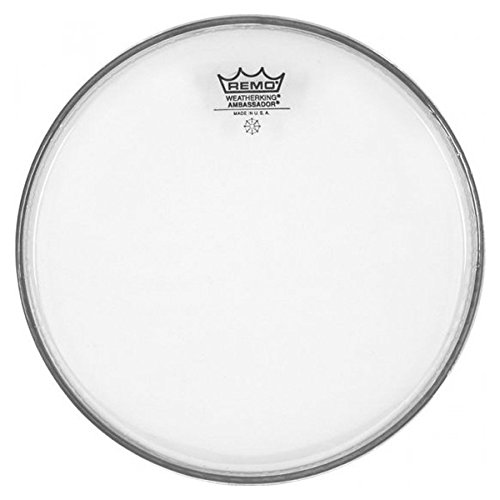 Remo SA0314-00 14-Inch Clear Ambassador Snare Drumhead ()