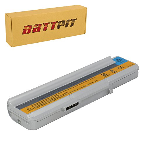Battpit™ Laptop / Notebook Battery for Lenovo 3000 N100 0768 3000 N200 0687 3000 C200 Series 3000 N100 Series 3000 N100 0689 3000 N200 0769 3000 N200 (4400 mAh / 49Wh) (Series C200 Battery)