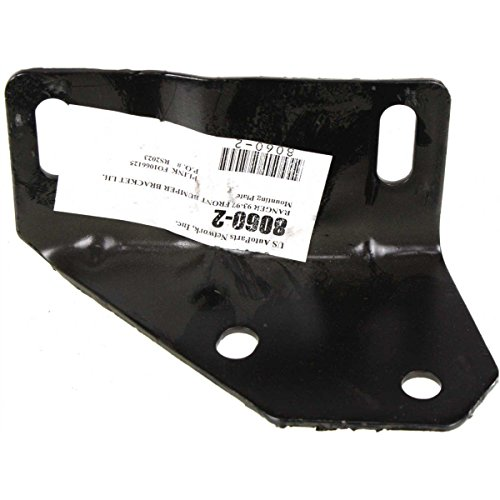 New Front Driver Side Bumper Bracket For 1993-1997 Ford Ranger Mounting Plate FO1066125 F37Z17B895A