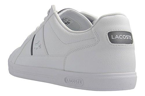 Sneaker Europa Europa Lacoste Uomo Sneaker Bianco Uomo Lacoste 8w1EnqAf