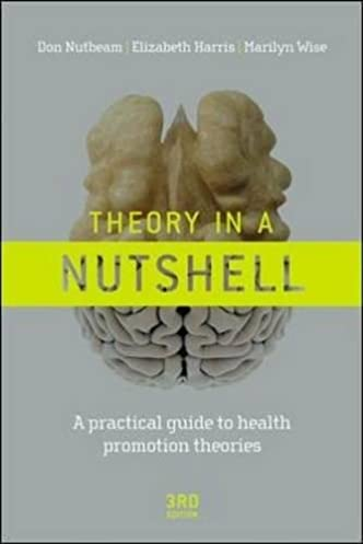 theory in a nutshell 9780070278431 medicine health science books rh amazon com Community Health Promotion Community Health Promotion