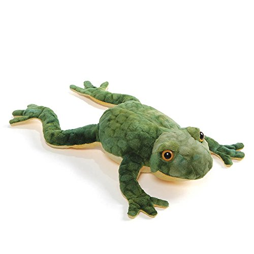 GUND Hamilton Frog Stuffed Animal Plush, Green, 13""