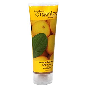 Buy Desert Essence Organics Hair Care Shampoo, for Oily Hair ...