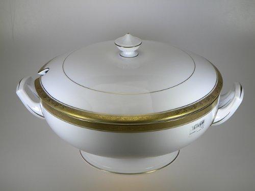 Royal Worcester Davenham Gold Soup Tureen ()