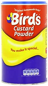 Bird's Custard Powder, 600g  Canisters