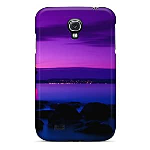 New Jeffrehing Super Strong Lake Constance In Switzerl At Night Tpu Case Cover For Galaxy S4