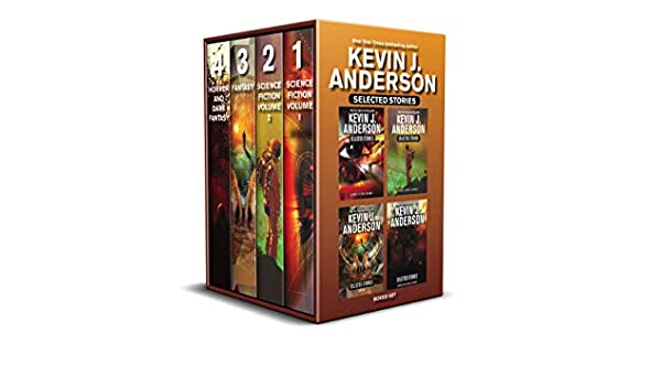 Kevin J. Andersons Selected Stories Boxed Set (Kevin J ...