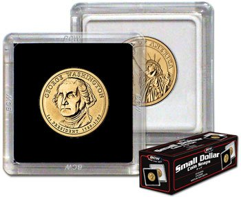 Holder Sacagawea Presidential Dollars BCW