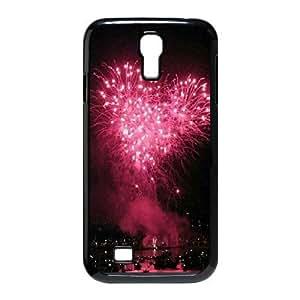 Fireworks ZLB593073 Custom Phone Case for SamSung Galaxy S4 I9500, SamSung Galaxy S4 I9500 Case